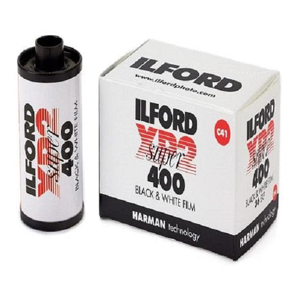 ILFORD Xp2 400 - B&W Film negatives 135mm - 36 exp