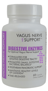 Vagus Nerve Support™ Digestive Enzymes (29% OFF MSRP*)