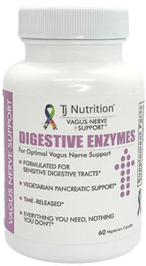 Vagus Nerve Support™ Digestive Enzymes