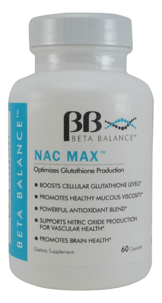 Beta Balance™ NAC MAX™ (20% OFF MSRP*)
