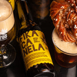 Fika Canela - Imperial Pastry Brown Ale