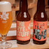 The Rye Stuff! - Rye NEIPA
