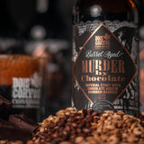 Murder by Chocolate - Imperial Stout c/ Chocolate (Bourbon BA)