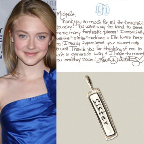Dakota Fanning - Bella Branch