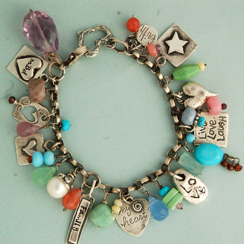Celebration Personalized Bracelet - Bella Branch