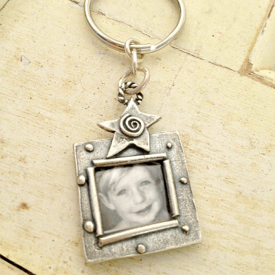 Whimsical Star Photo Key - Bella Branch