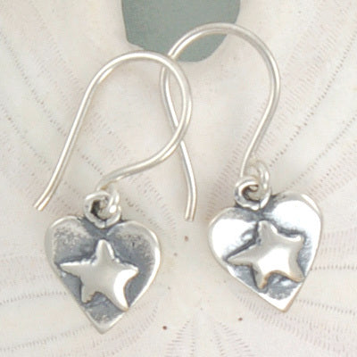 Wishing Star Earrings - (4 Left)