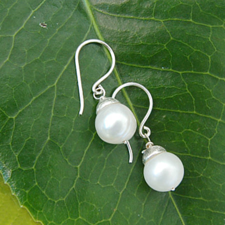 Pure & Simple Earrings - Bella Branch
