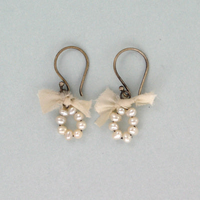 Snow Princess Earrings - Bella Branch