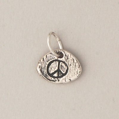 Forever Peace Charm