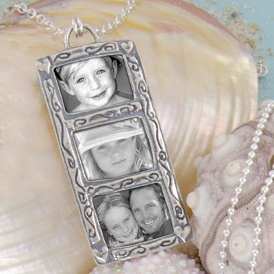 Heirloom Photo Necklace - Bella Branch