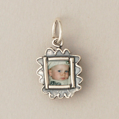 Tiny Photo Charm - Bella Branch