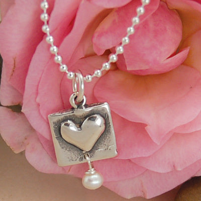 My Heart Necklace - Bella Branch
