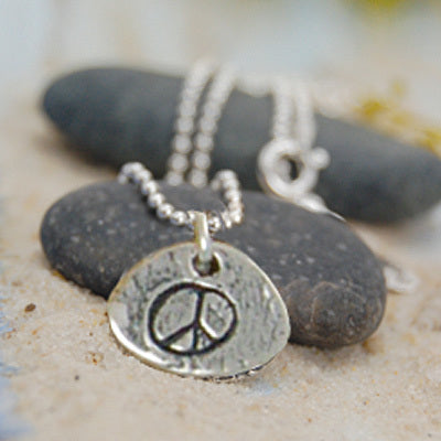 Peace Talisman Necklace - Bella Branch