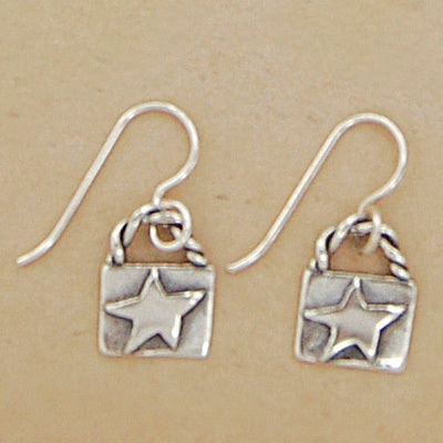 Lone Star Earrings - Bella Branch