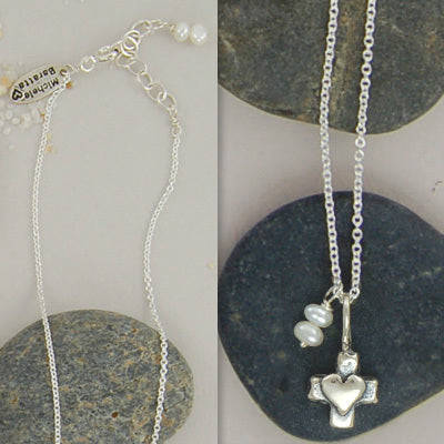 Sweet First Communion Necklace - Bella Branch