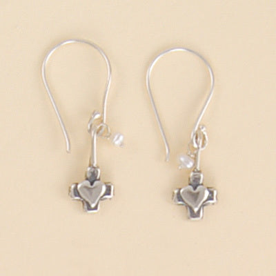 Sweet First Communion Earrings - Bella Branch