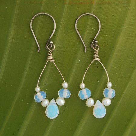 Many Moons Earrings - Bella Branch
