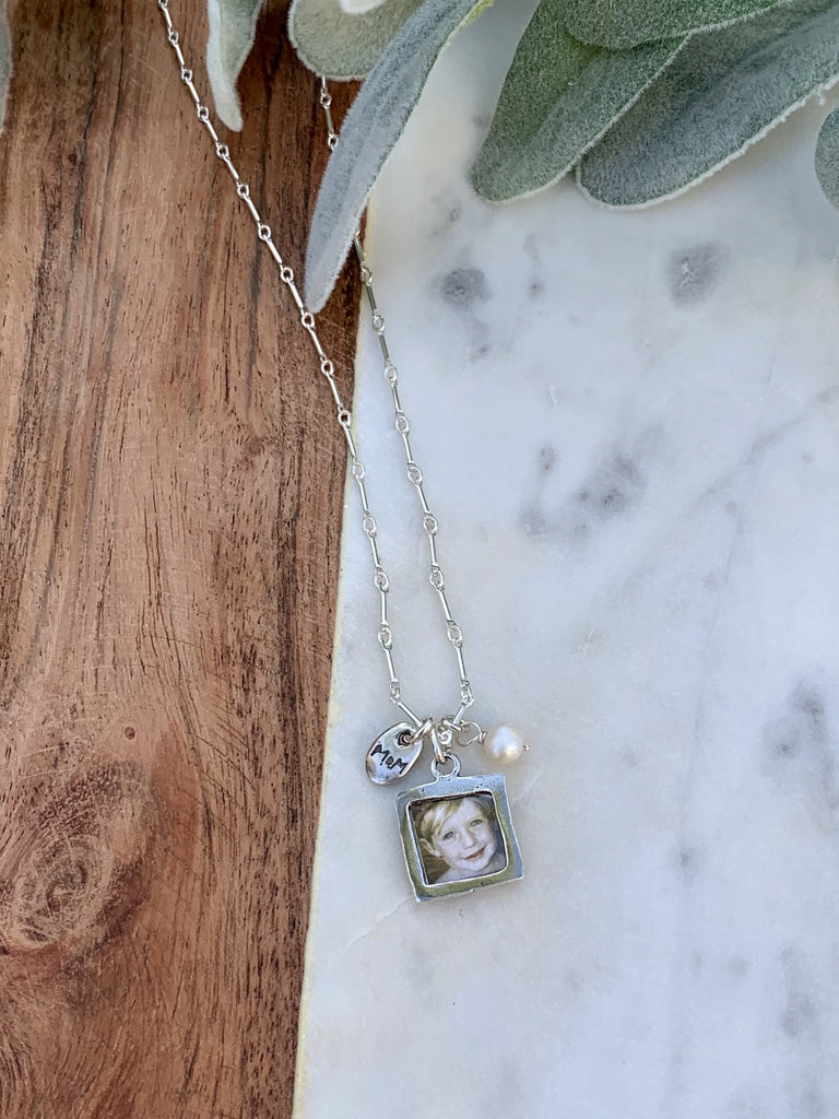 Ultimate Brag Photo Necklace - Bella Branch