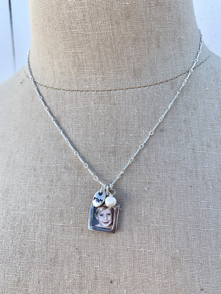 Ultimate Brag Photo Necklace
