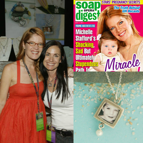 Michelle Stafford - Soap Opera Digest