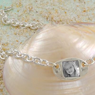 Token of Love Photo Necklace - Bella Branch