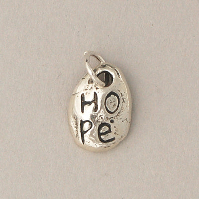 Thumbprint Hope Charm
