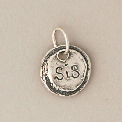 Sis Circle Charm - Bella Branch