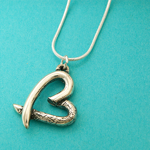 Love You Heart Necklace - Bella Branch