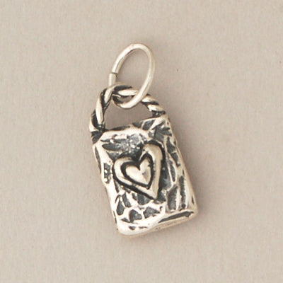 Sentimental Heart Charm - Bella Branch