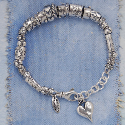 Forever My Heart Bracelet - Bella Branch