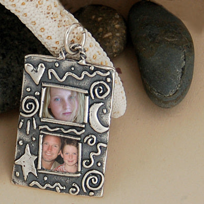 Whimsy Photo Pendant - Bella Branch