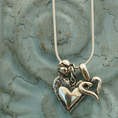 Princess Heart Necklace - Bella Branch