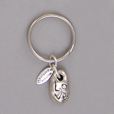 Love Thumbprint Key Chain