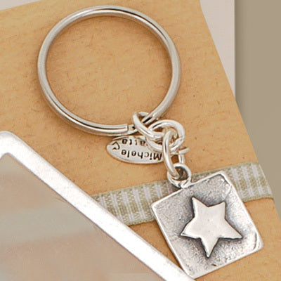 Star Key Chain - Bella Branch