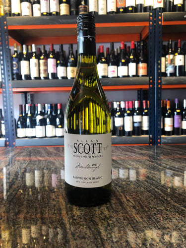 2017 Allan Scott Sauvignon Blanc, Marlborough, New Zealand (750ml)