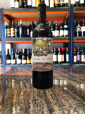 2016 Requiem Columbia Valley Cabernet Sauvignon Biodynamic (750ml)