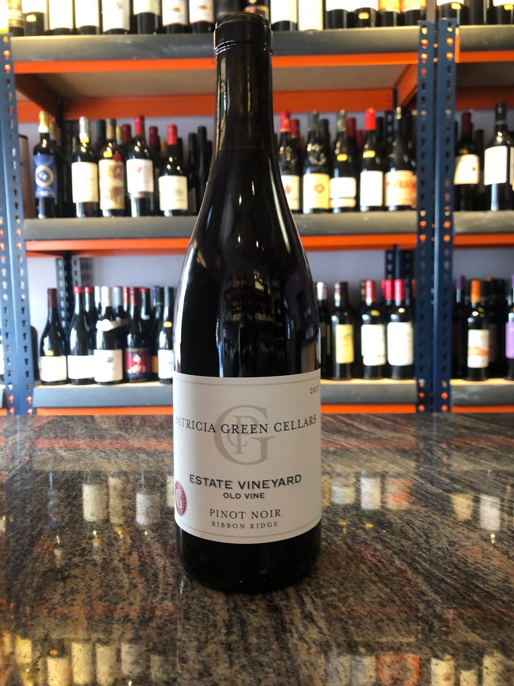 2017 Patricia Green Cellars Estate Old Vine Pinot Noir Organic (750ml)