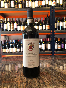 2012 Antoniolo Gattinara DOCG Organic (750ml)