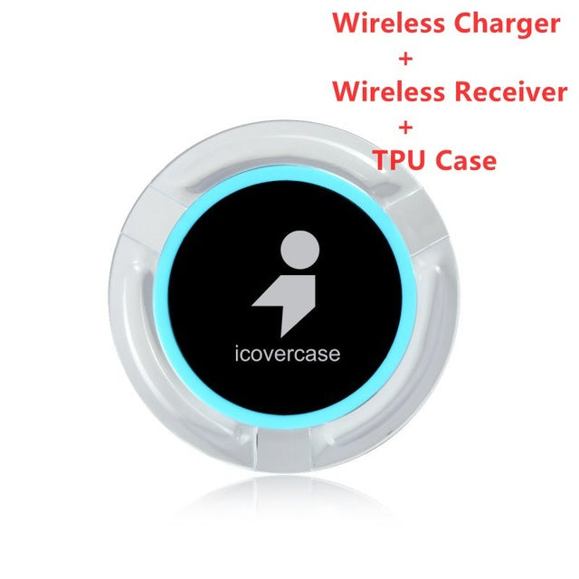 online store f9940 06dec Type C Wireless Charger For Huawei P10 P10Plus Portable Universal Phone  Charging Pad For Huawei P9 Plus USB C Qi Receiver Case