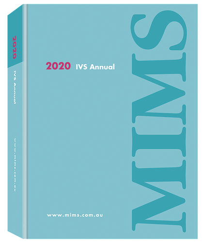 MIMS IVS Annual 2020 <br/><small>Includes single-user subscription to IVS Cloud</small>