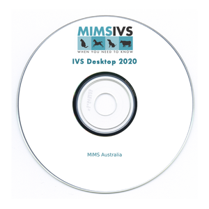 MIMS IVS CD 2020 <br/><small>Includes single-user subscription to IVS Cloud</small>