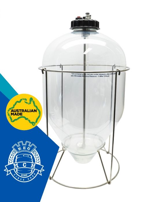 Fermzilla 55 liter for beer brewing