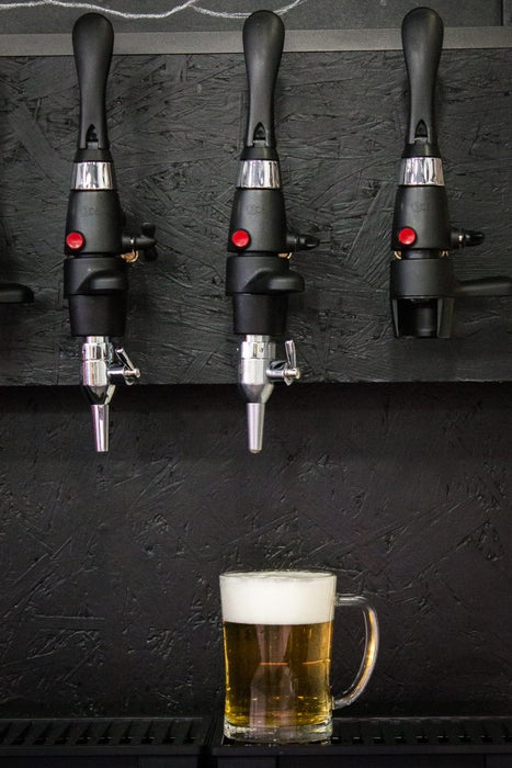 Boel iTap G-connector turns your iTap to a real tap for your home brewed beer.