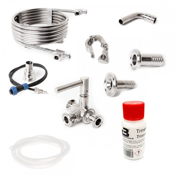Complete accessory kit Brewtools 40/80 / 150Pro