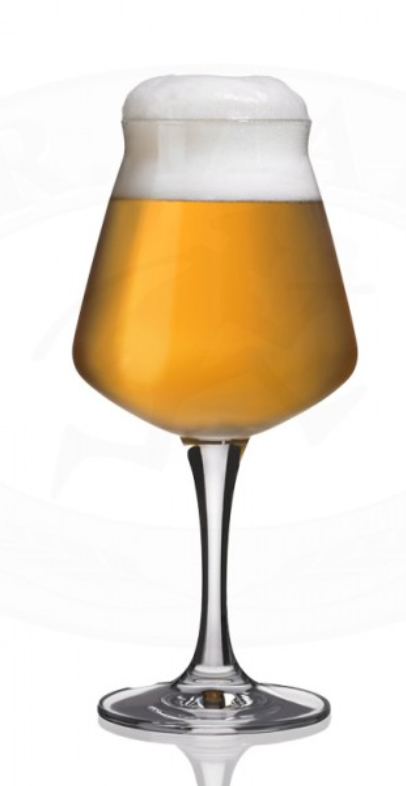 Mini Teku 3.0 when you like to drink your beer in a nice beer glass