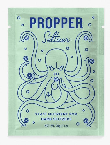 Propper Seltzer - Yeast Nutrient for Brewing Hard Seltzers 28 gram