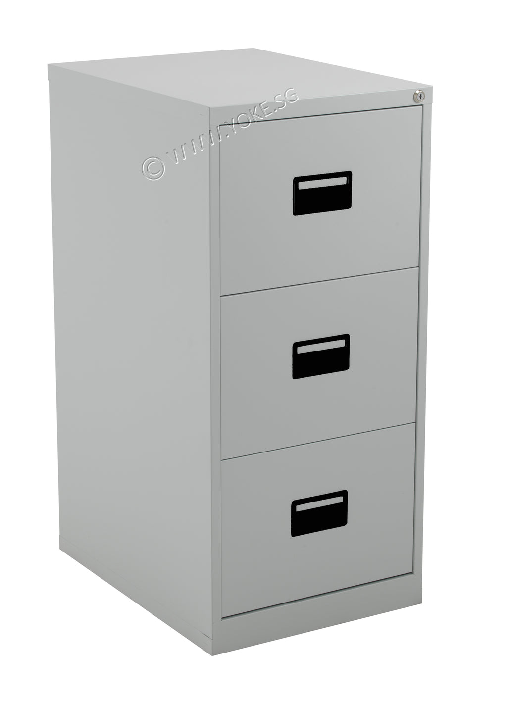 3 Drawers Steel Filling Cabinet