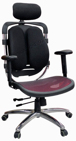 YOE A10 - Korean Design Ergonomic Chair (Mesh Seat Edition)