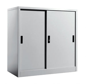 HALF HEIGHT STEEL SLIDING CABINET